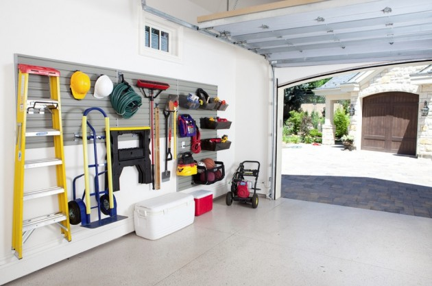 this large and haven organizing organizer organized overtime needed garage orig cluttered before a had become severely service clearout
