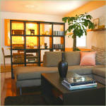 room makeover in living spaces