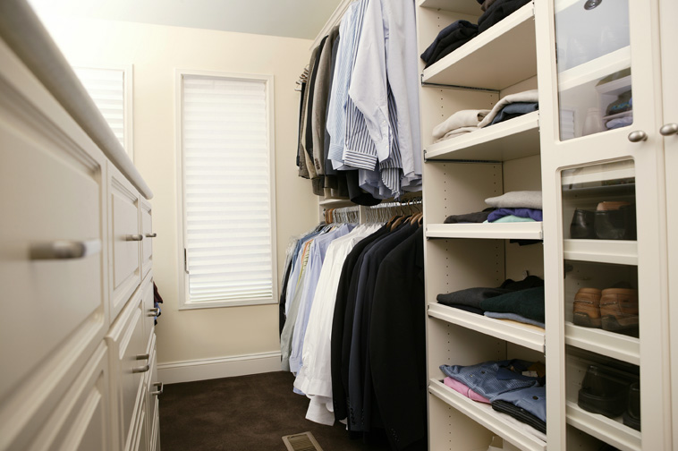 With Large Closets, For Example, It May Not Be Such A Problem To Store  All Season Clothing In Same Space. Yet, The Clothing Area Can Still Get Out  Of ...