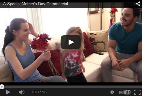 mother's day commerical by HandyGirl