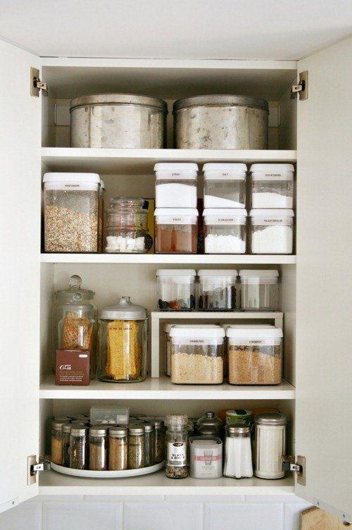 kitchen organization |